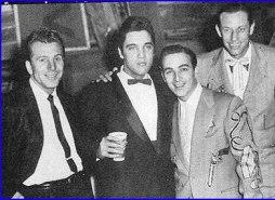 Ferlin Husky , Elvis , Faron Young , Hawkshaw Hawkins