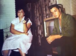 Gladys and Elvis