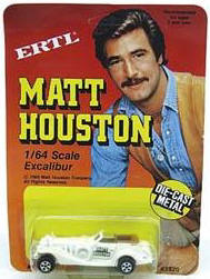 Matt Houston Excalibur
