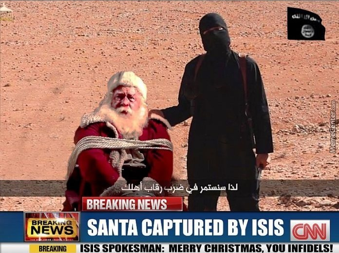 b74 no christmas presents for you dirty infidels_o_4313153 - Dirty Christmas Memes