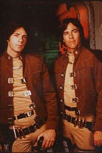 Rick Springflied and Richard Hatch