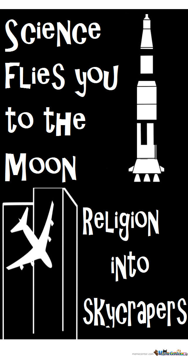 scienve v religion Science vs religion shows that i have discovered that the scientific findings of the past 150 years prove god beyond a reasonable doubt our universe is carefully designed to allow life and human development.