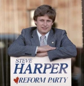 Steve Harper Reform Party