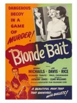 blonde-bait-1950s-movie-poster