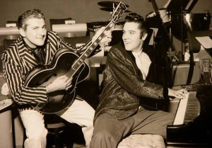 Carl-Perkins-and-Elvis-Presley