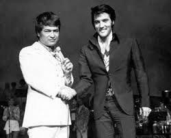 Don Ho and Elvis