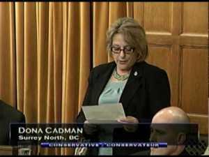 Donna Cadman