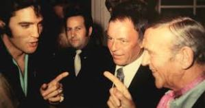 Elvis Sinatra and Astaire