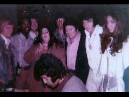 Joe Mama Cass and Elvis