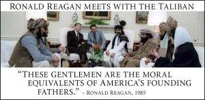 reagan_taliban