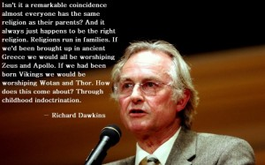RichardDawkinsIsntitaremarkablecoincidence