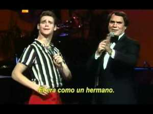 Carrey and Rich Little