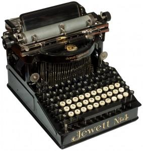 Duplex-Typewriter-Jewett-Antique-Typewriters-284x300