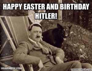 Easter Hitler