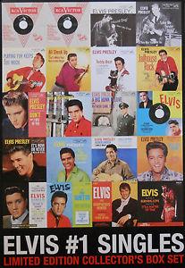 Elvis singles