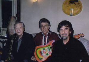 George with Scotty Moore