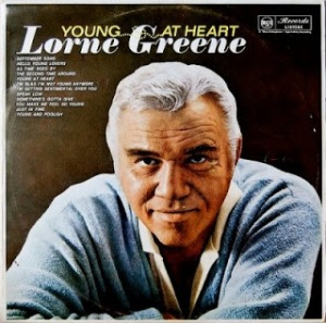 Lorne Greene cover