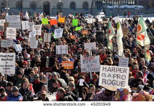 stock-photo-ottawa-canada-january-canadian-citizens-gather-to-protest-pm-harper-s-decision-to-prorogue-45201949