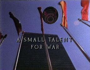 24. a small talent for war