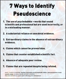 7-ways-to-identify-pseudoscience-infographic