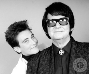 kd lang and Roy Orbison
