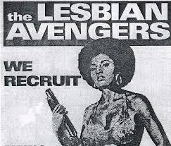 Lesbian Avengers Foxy Brown