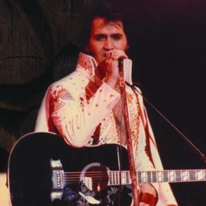 Morris-as-Elvis