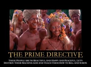 Prime-Directive