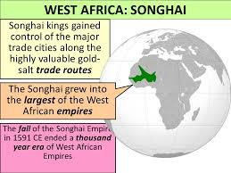 Songhah Empire