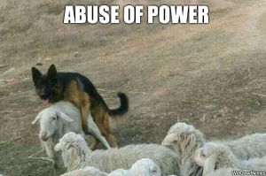 abuse-of-power-dog-and-sheep
