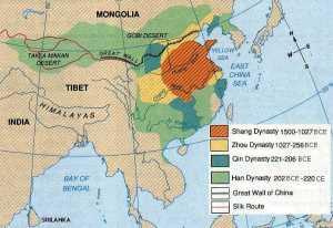 AncientChinaMap