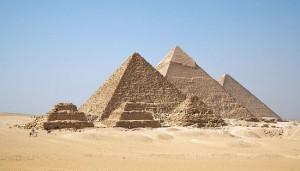 Egyptian-pyramids