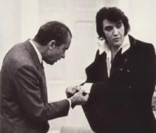 Elvis-Nixon-Cufflinks