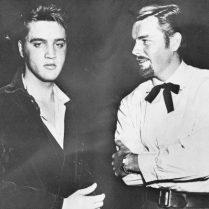 Elvis with Robert Wagner