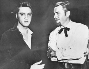 Elvis with Robert Wagner