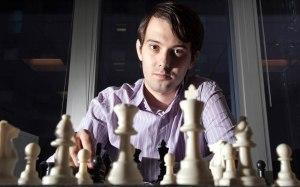Martin-Shkreli chess