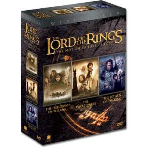 Movies LOTR Trilogy DVD Box Set May252004 $69