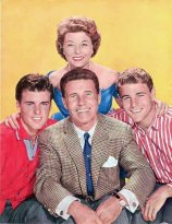 Rick Nelson_And His Family
