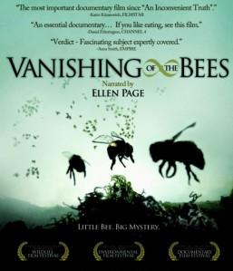 VanishingBeesPoster