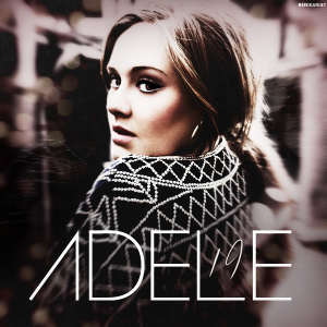 Adele - 19 (FanMade Album Cover) Made by Benikari47