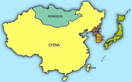Map china north korea ninas soap bubble box map china north korea gumiabroncs Choice Image