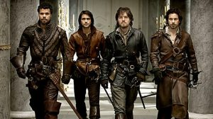 the-musketeers