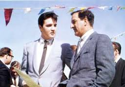 Elvis and danny thomas