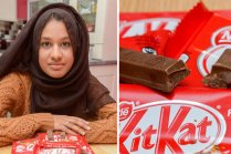 Kit-Kat-lifetime-supply-of-chocolate-compensation-Saima-Ahmad-Enfield-Nestle-wafer-491467