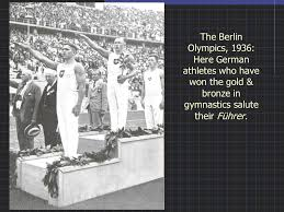 German Gold Sports Salute