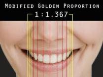 Golden Ratio of Teeth