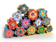 polymer-clay-flowers