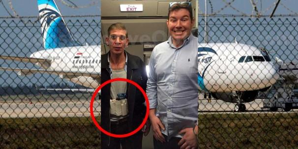 Ben-Innes-selfie-with-EgyptAir-hijacker-Seif-Eldin-Mustafa