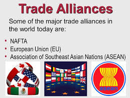 trade alliances