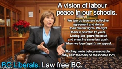 Image result for christy clark meme